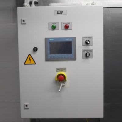 Шкафы управления вибродиагностики и токораспределения estl  estl control КУПЭН Шкаф управления погружными насосными агрегатами