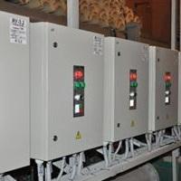 ESTL Control L mini - бюджетные шкафы управления насосами для водоотведения